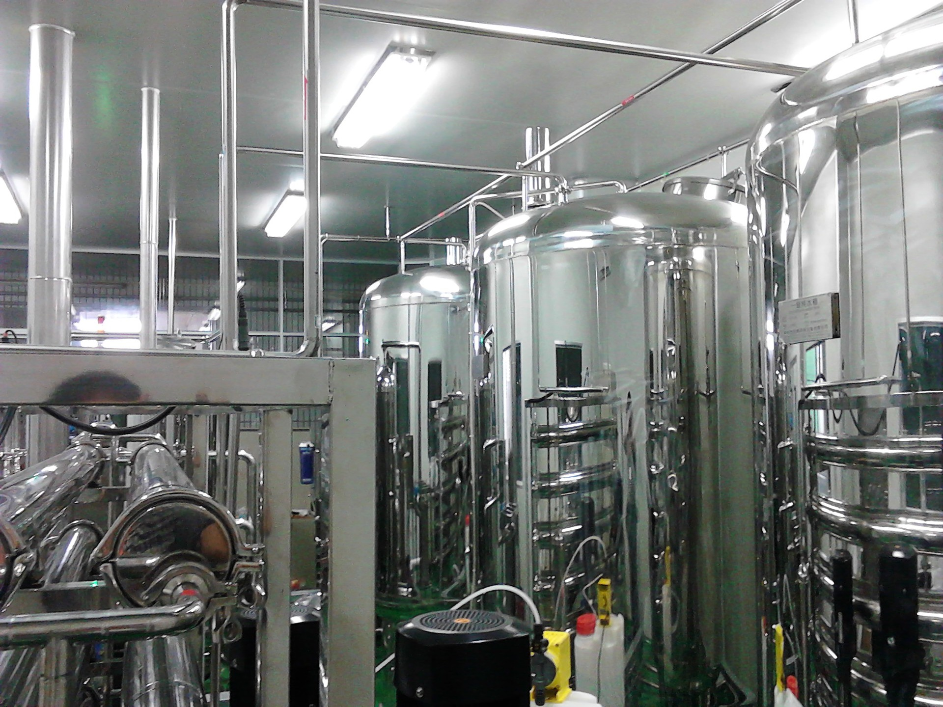 2TH医药纯化水制备系统