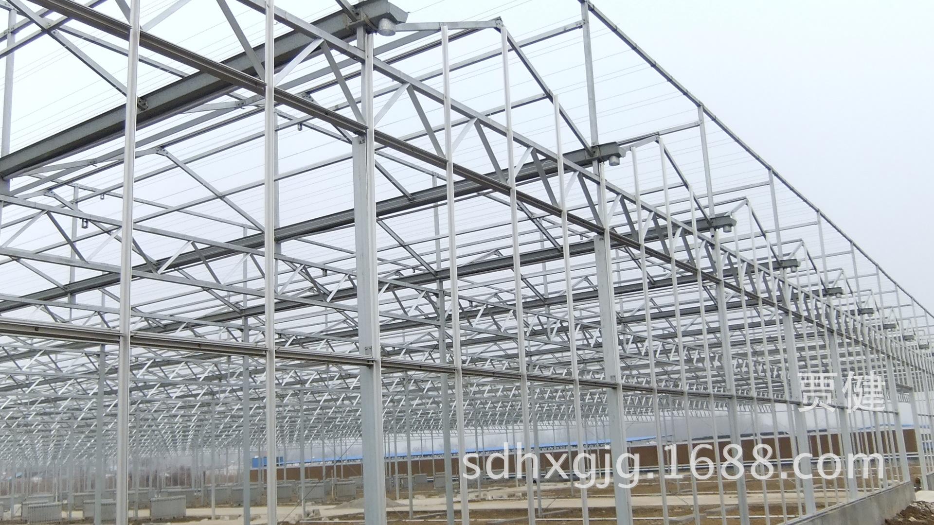 厂家出售温室大棚,智能大棚