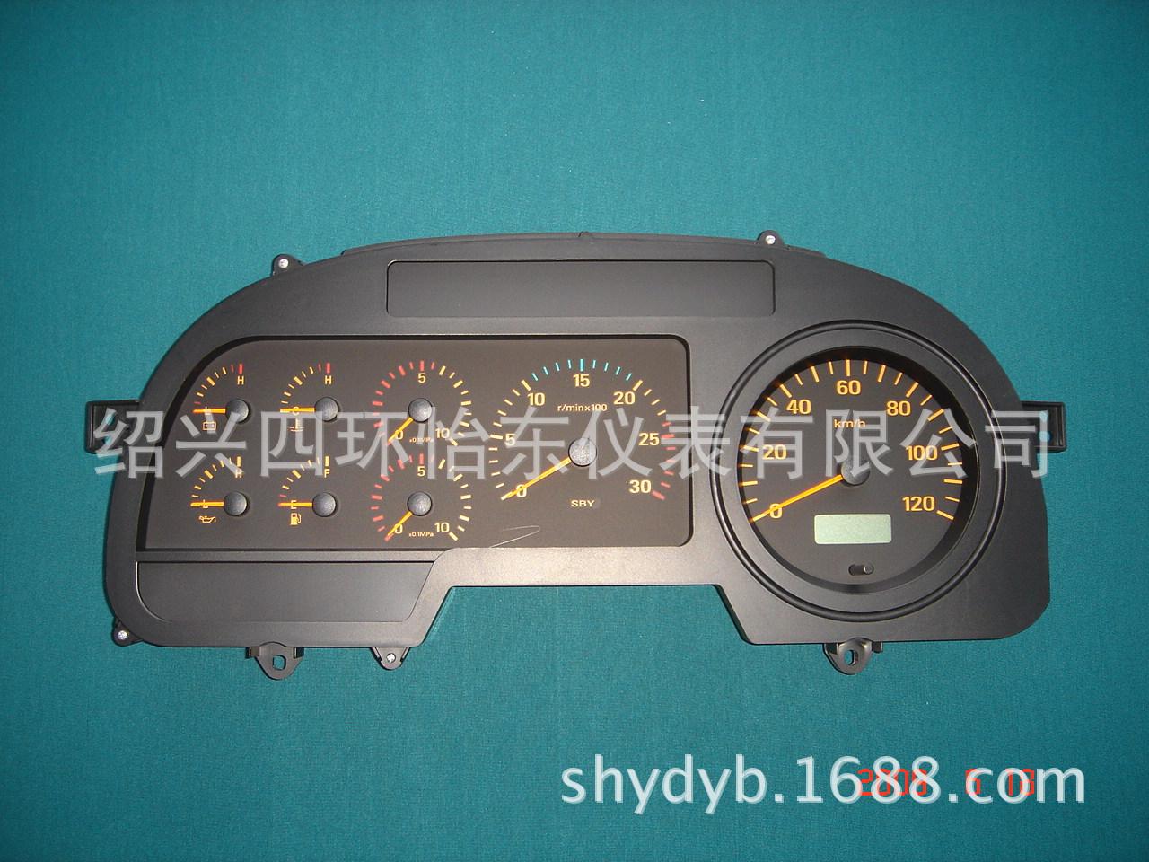 北汽福田欧曼系列组合仪表/工程车/汽车仪表1B24937600014