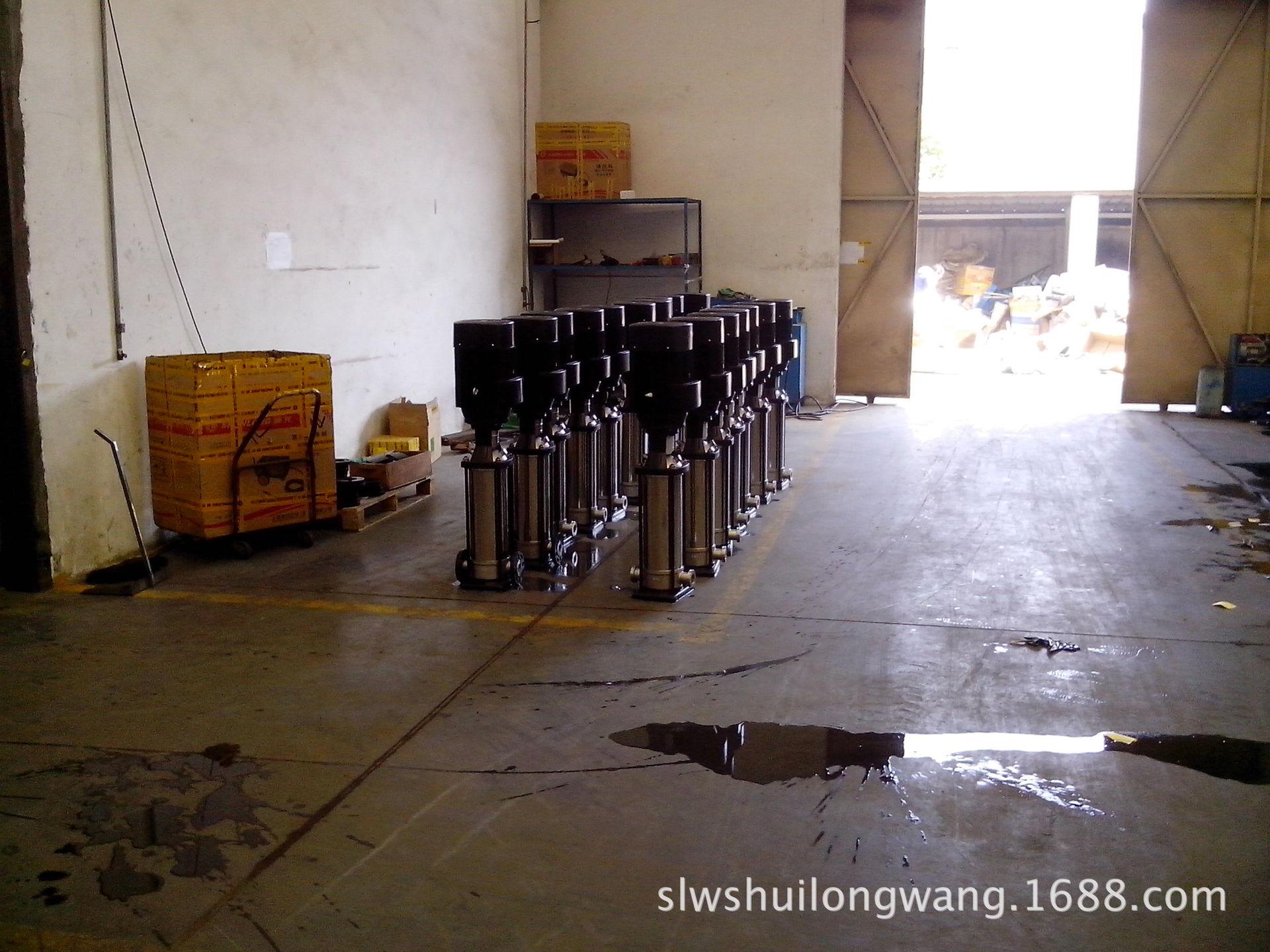 【水图纸slw管道循环泵立式管道离心泵v图纸pdf龙王划线上图片