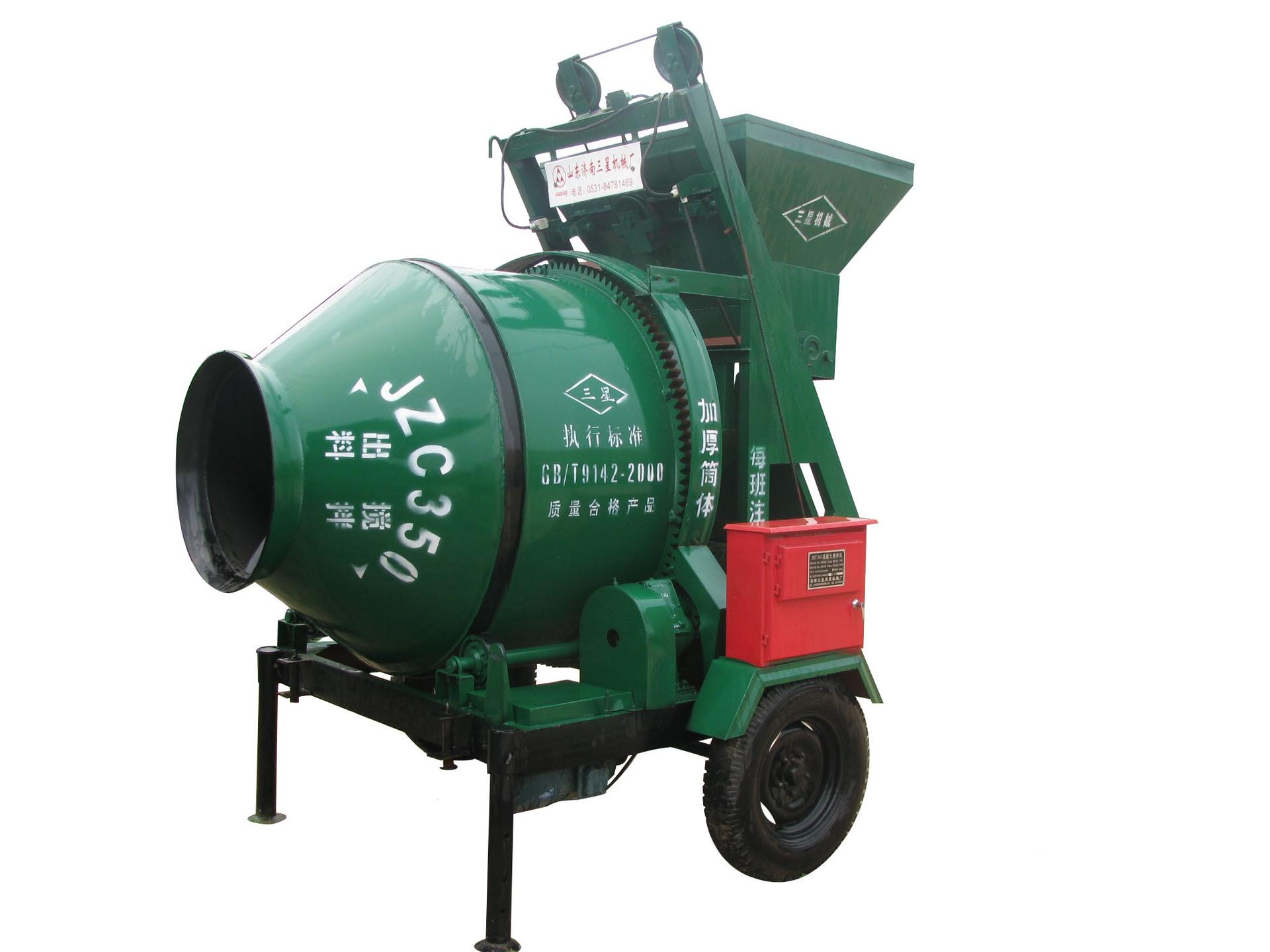 供应小型混凝土搅拌机,JQ、JZC等系列搅拌机