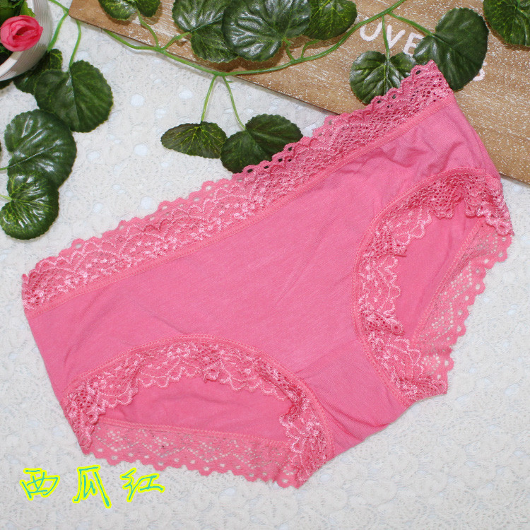 Lace watermelon red