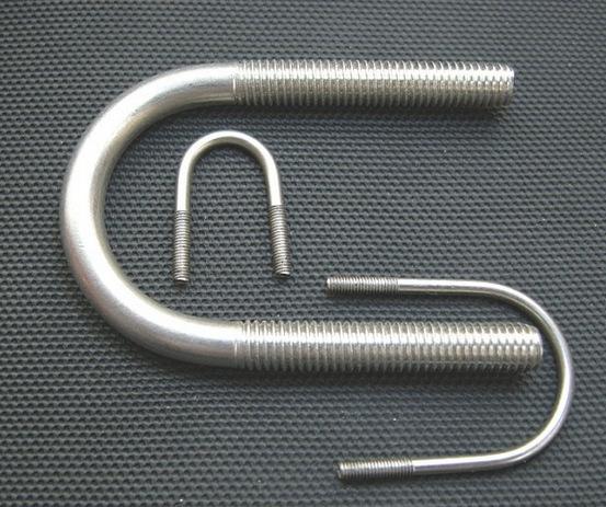 厂家供应 不锈钢U型螺丝DIN3570 不锈钢U型螺栓