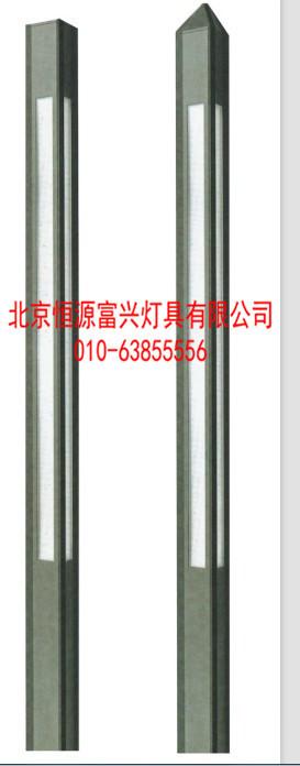 北京直销户外不锈钢LED庭院灯,铝制太阳能庭院道路灯可加工定制
