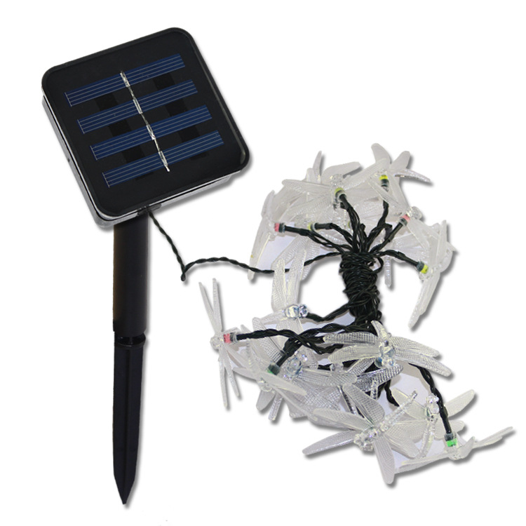 Philips Led String Lights Dragonfly : Solar LED String Lights 20 LEDS Drag (end 9/5/2018 11:15 AM)
