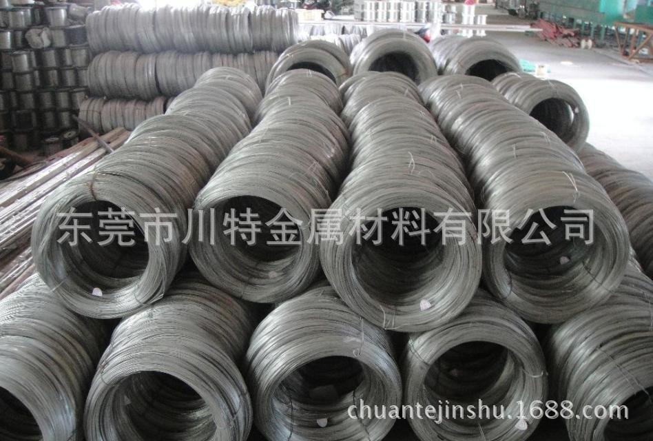 不锈钢线材1Cr18Ni9 弹簧线1Cr18Ni9Ti螺丝线 1Cr18Ni12焊