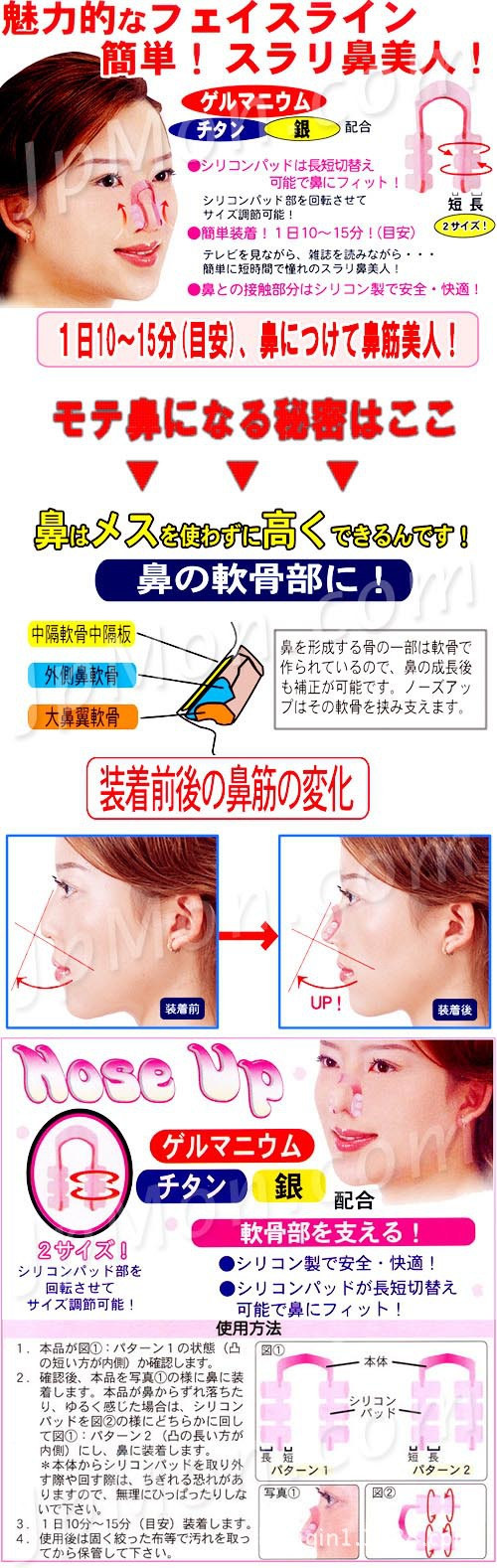 Dụng cụ nâng mũi