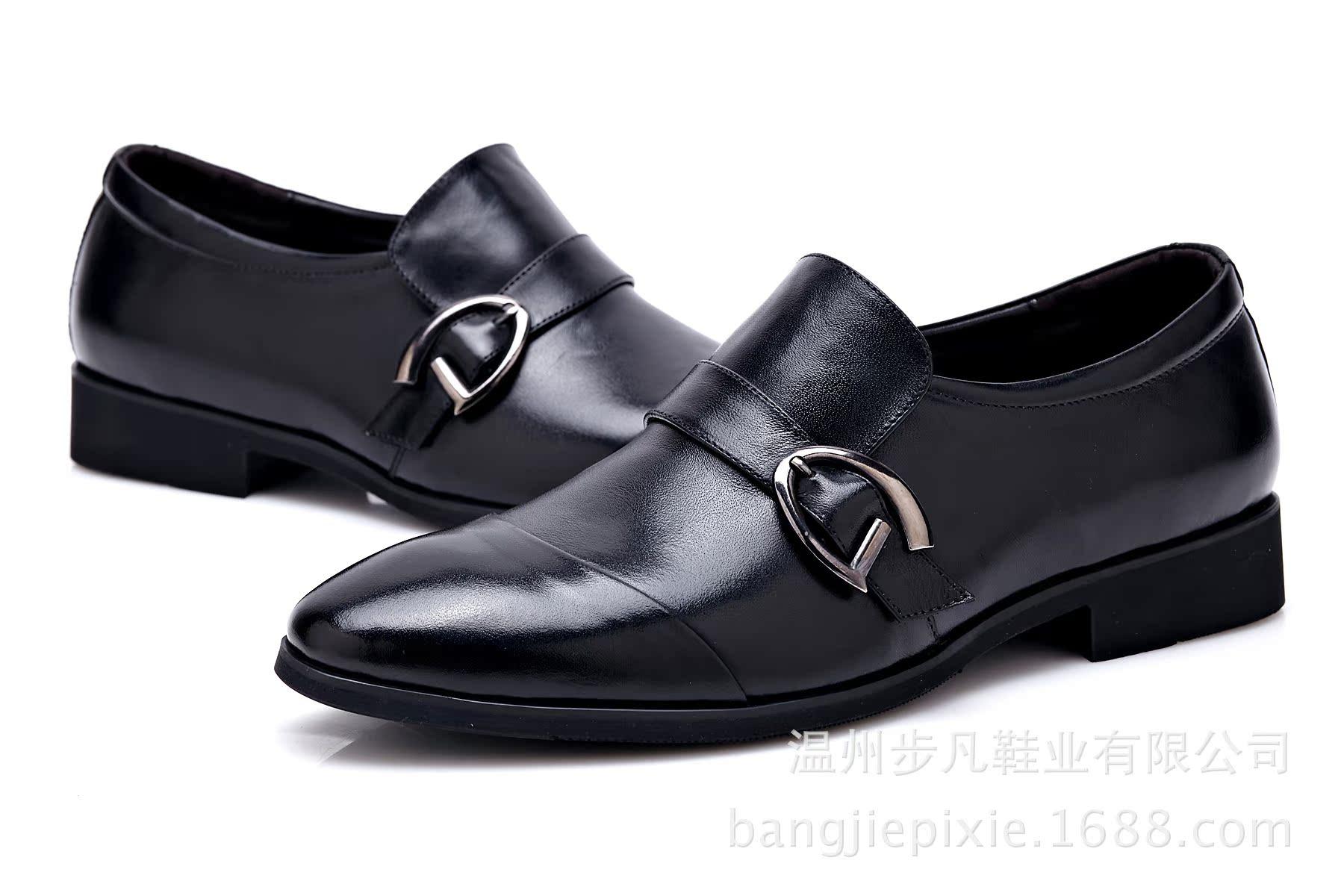 男士英伦皮鞋品牌_承发2014新款男士休闲皮鞋品牌男鞋英伦潮鞋