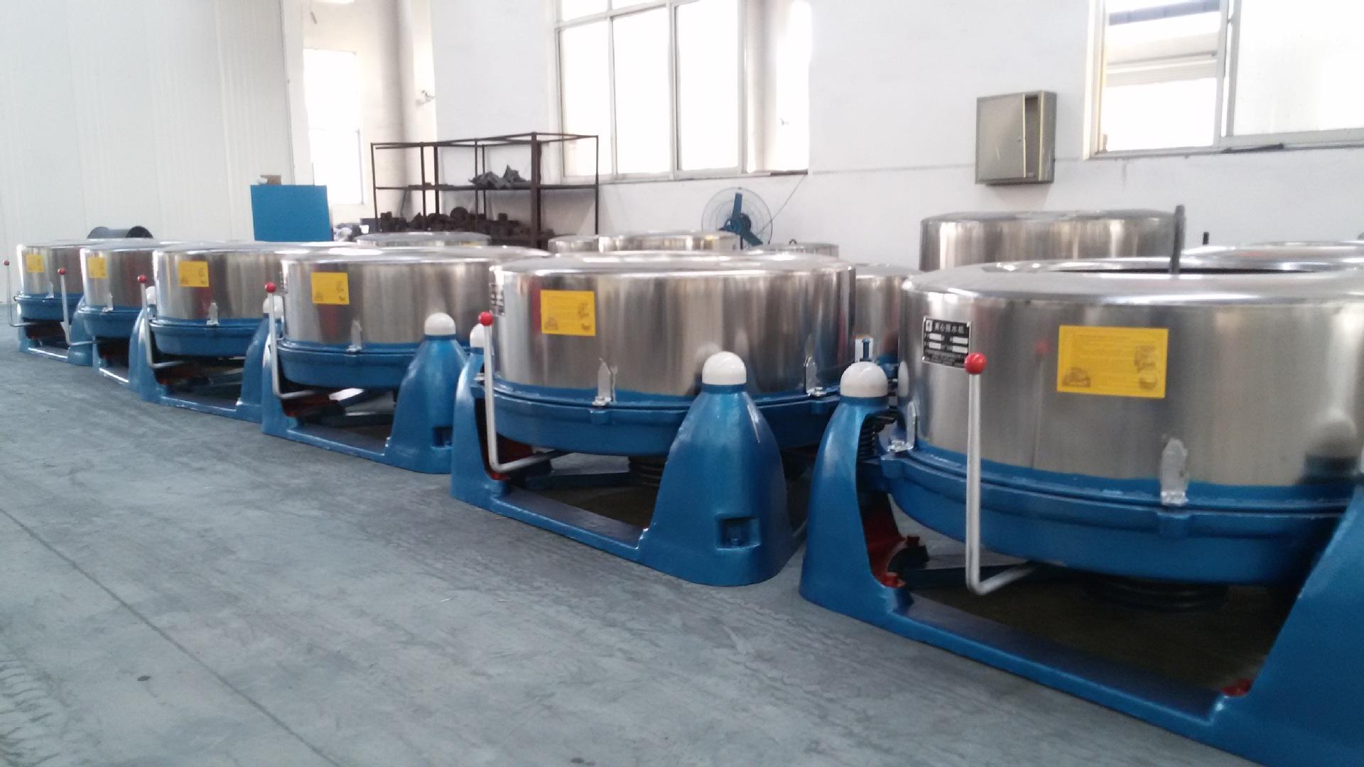 長期生產 全自動工業洗衣機 酒店賓館專用洗滌設備