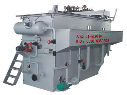 TPF系列超级溶气气浮机(平流式)