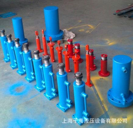 液压油缸型号,可定制液压缸图片
