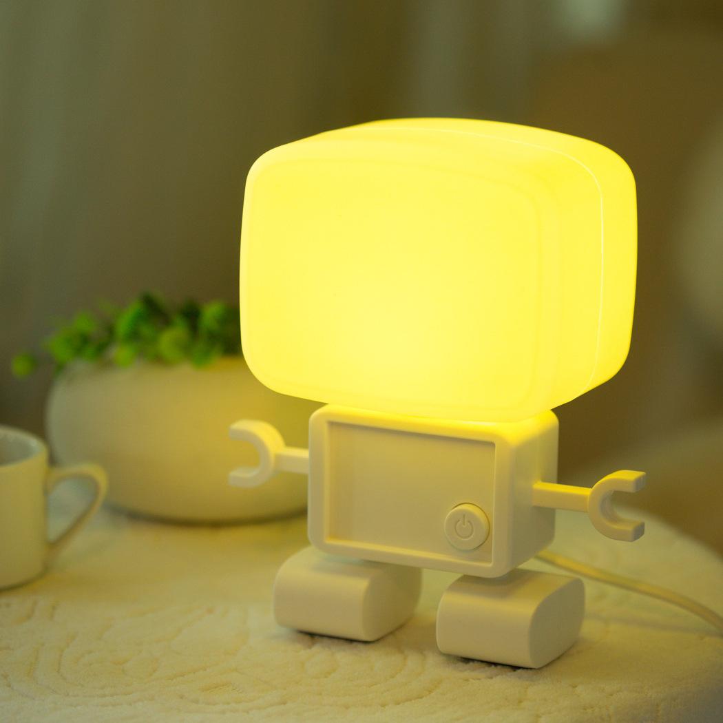 好眼光 夹子灯金属软管USB卧室床头夹子台灯led阅读工作Amir908A