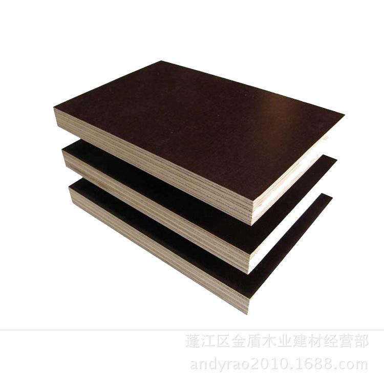 广州建筑木材加工厂直销桥梁建筑模板 一级覆膜板质量保证