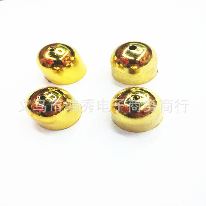 Gold Plated cap 1