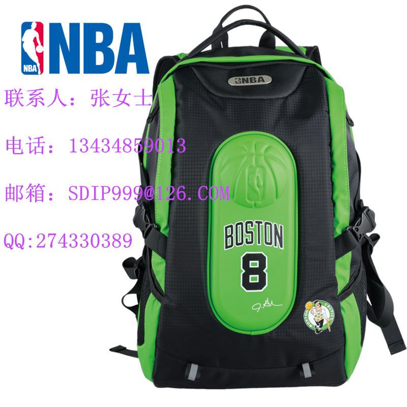 NBA凯尔特人双肩背包