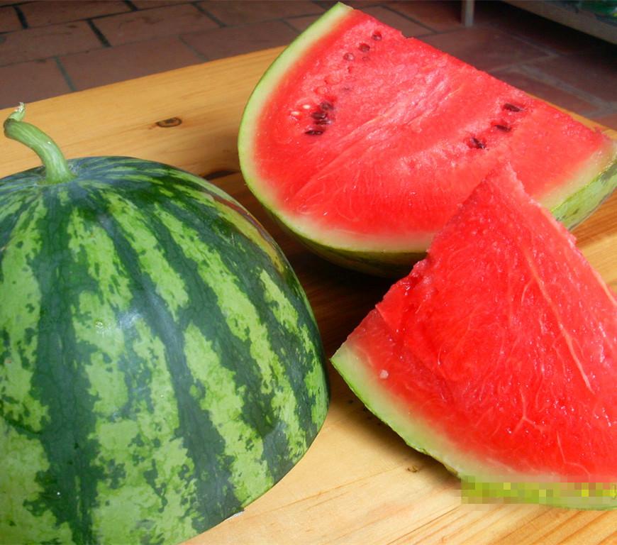 供应豹纹精品礼品西瓜 中小果型 无公害种植 适合中高端市场