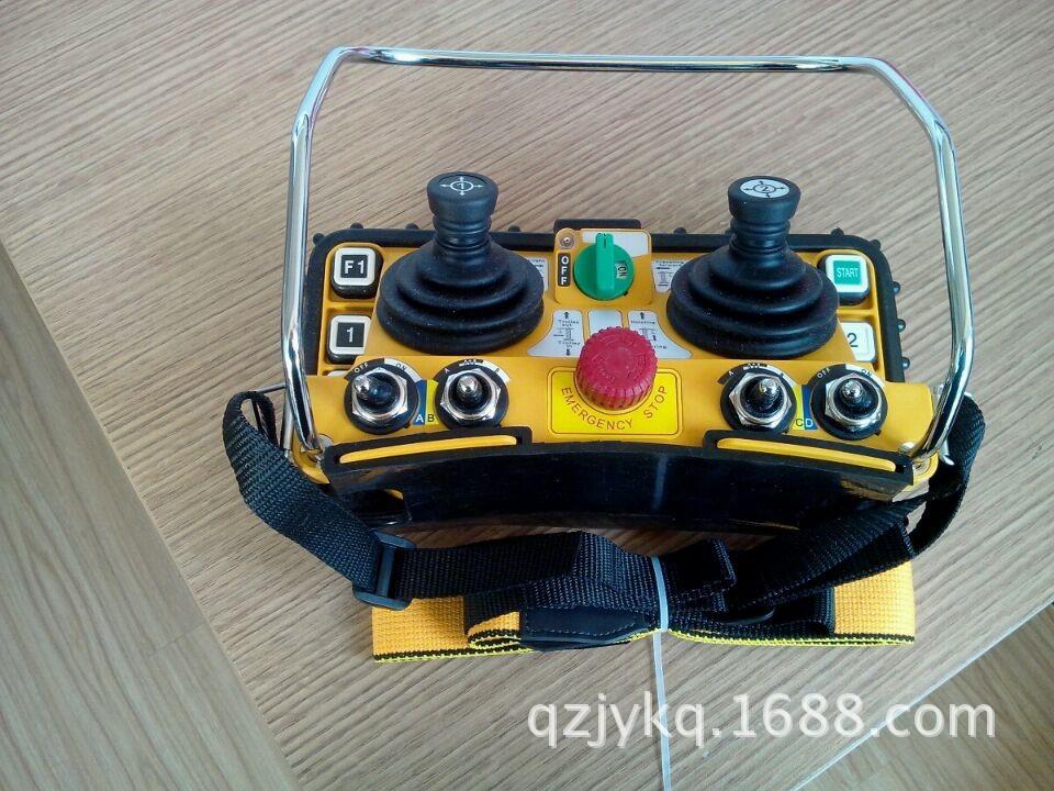多回路控制工业遥控器输出接线图 -工业遥控器 起重机遥控器 行车遥控