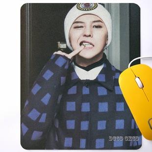 鼠标垫-权志龙 GD bigbang 上海演唱会 剔牙 同