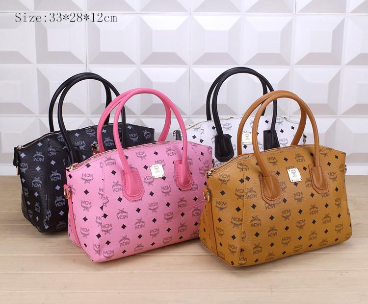 bf2b7b2698 Hot Designers Mc Printing Handbag Celebrity Fashion Elegant Bags ...