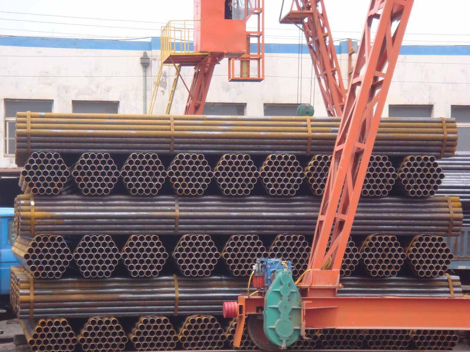 上海薄壁焊管价格 3寸焊管销售 厚度2.5mm焊管 北京焊管现货