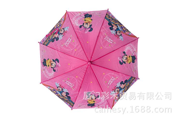 【外贸迪斯尼儿童雨伞