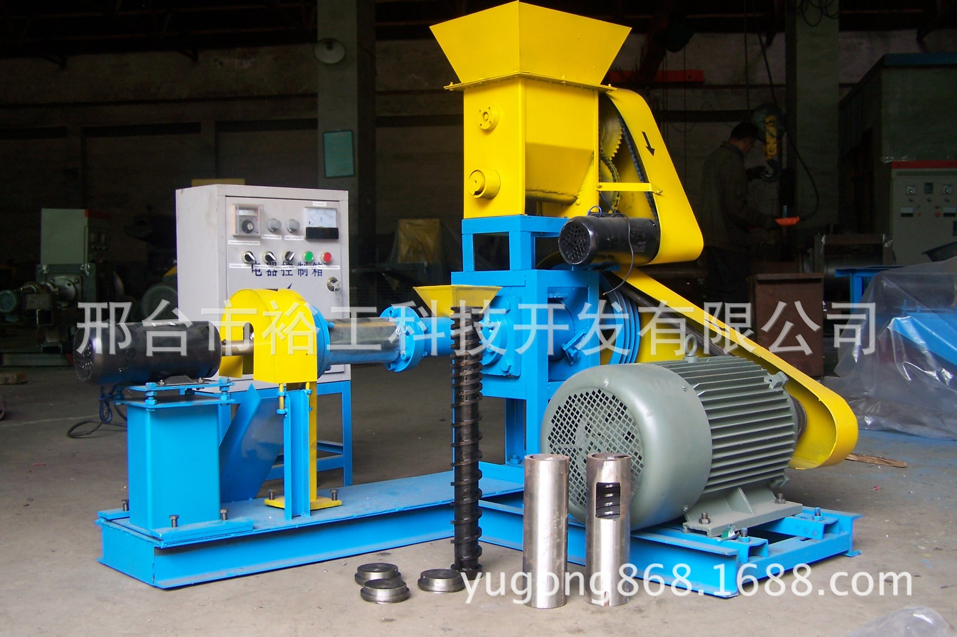 DGP60-C水产饲料膨化机