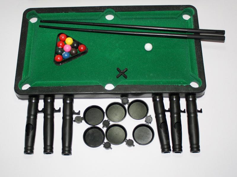 供应绒面纸板面桌球套装 户外运动 儿童益智体育用品批发