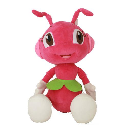 青蛙毛绒公仔定做,企业吉祥物定做 青蛙毛绒玩具定做可加LOGO