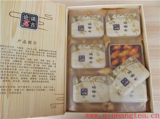 礼盒装牛蒡茶图片2