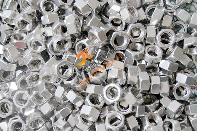 现货供应201不锈钢达标螺母 M20不锈钢达标螺母