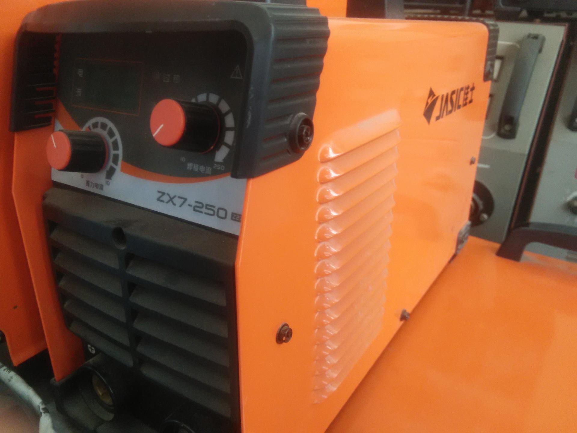 逆变直流焊机 佳士逆变焊机 ZX7 250 佳士逆变直流焊机 阿里巴巴图片