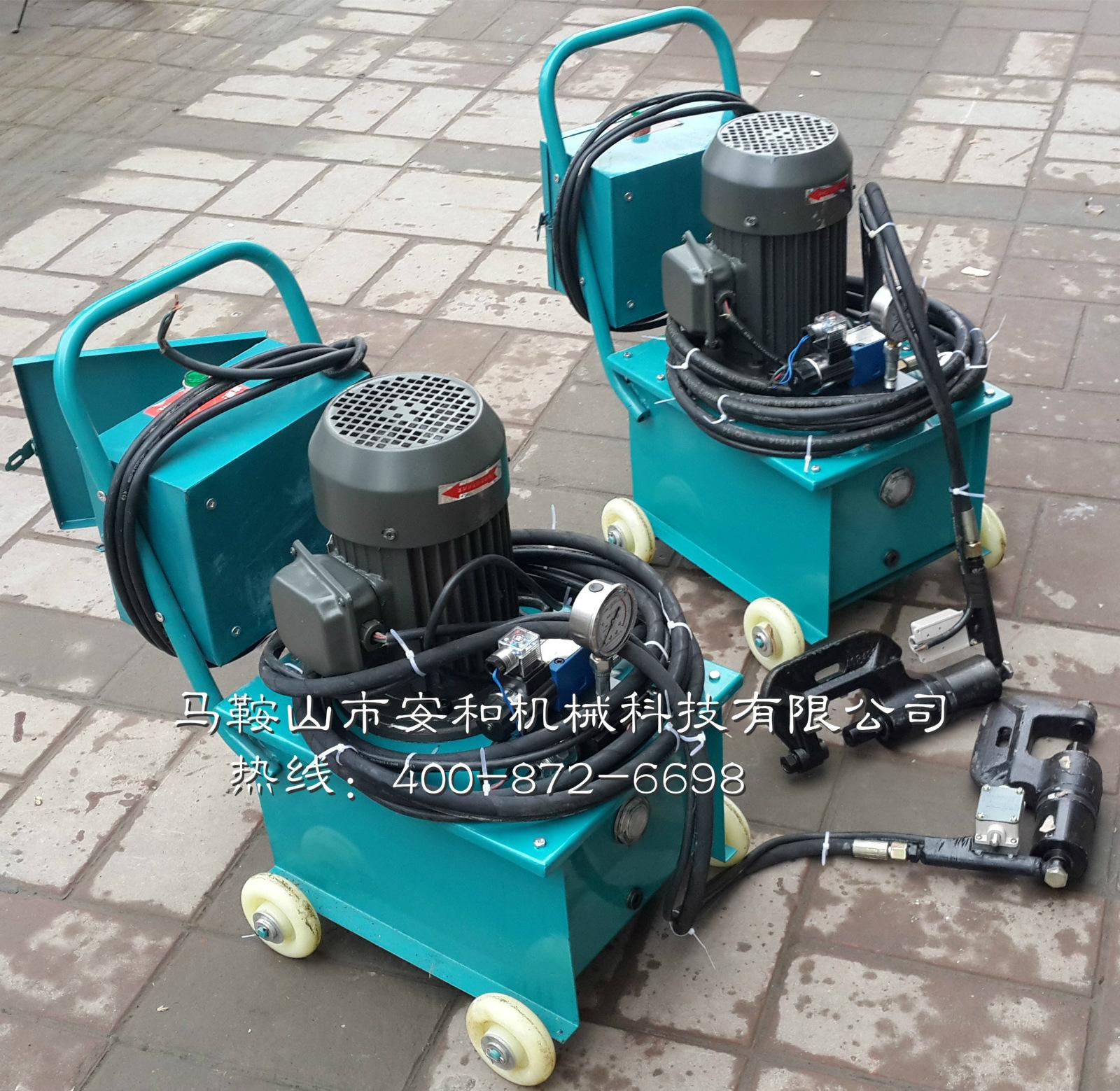 电动液压铆钉机 快速操作 人工速度的4倍 优质液压铆钉机图片