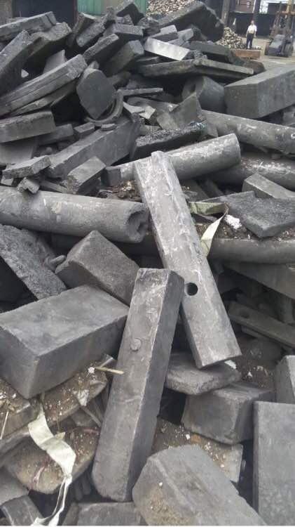 废石墨碳棒回收
