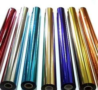 专业供应KDL多色电化铝 烫金纸 经济实惠 包装效果好 可定