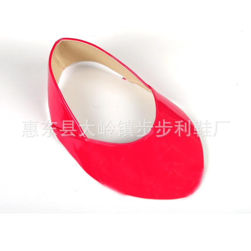 惠东鞋面加工厂来样定做各种PU鞋面布鞋针织鞋面纯手工鞋面