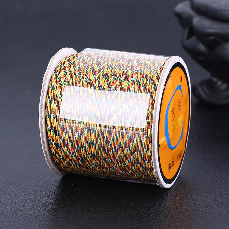厂家直销 玉线中国结线编织绳 红绳编织线 大量批发