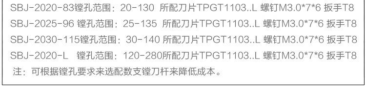 台湾原装NBH2084镗孔器_16