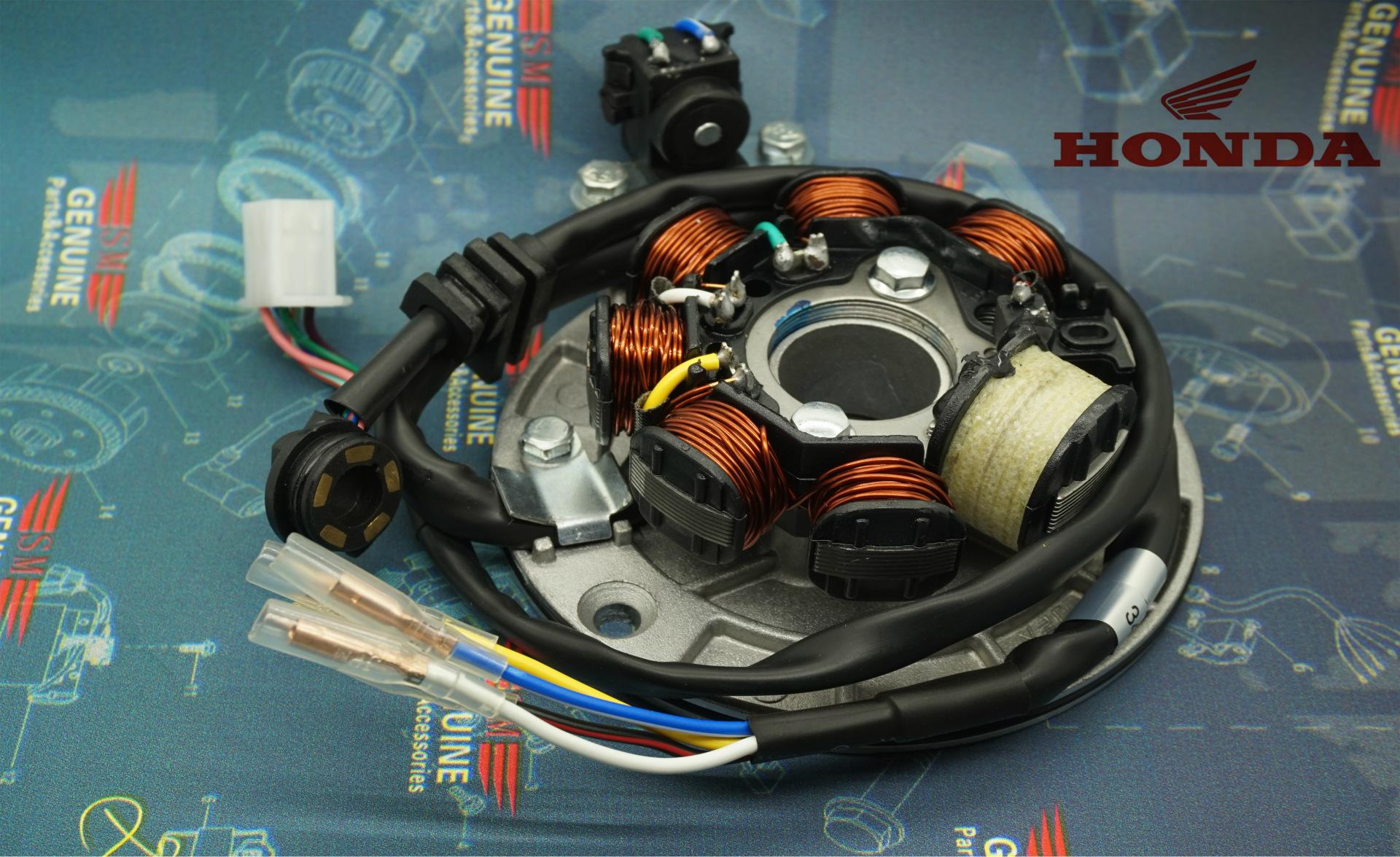 HONDA CD70 STATOR ASSY 磁电机线圈CD70 Magneto CD70巴基