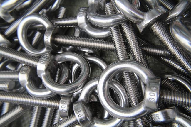 正宗304不锈钢吊环螺栓M10×100吊环螺丝加长吊环螺丝厂价直销