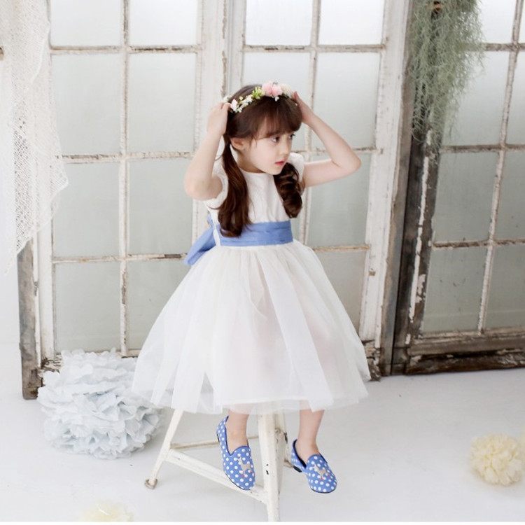 背心连衣裙_candy 童裙