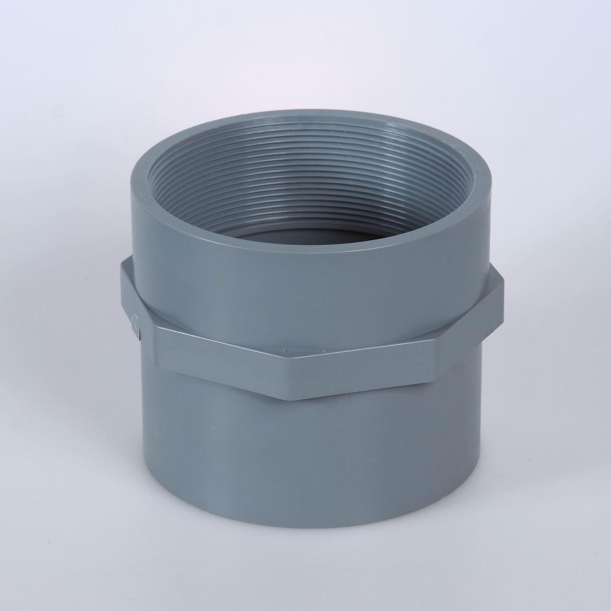 给水管件 全塑水箱pvcu接头定做加工给水直接双向接头排水管 阿里巴巴