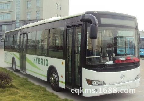 吉江混合动力城市客车NE6120PHEV1的图片1