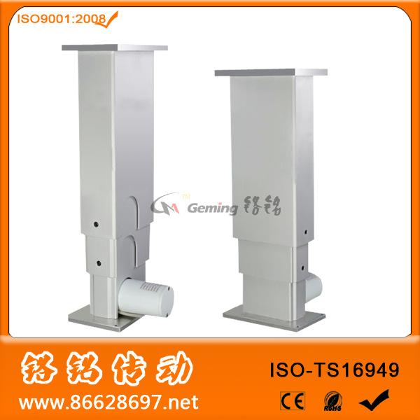 三节电动升降柱 安装方便低噪音家具医疗升降腿立柱 -电动升降柱 三节