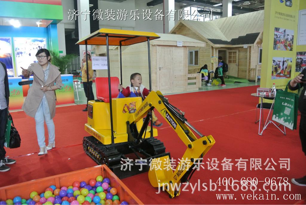 儿童挖掘机成掘金神器