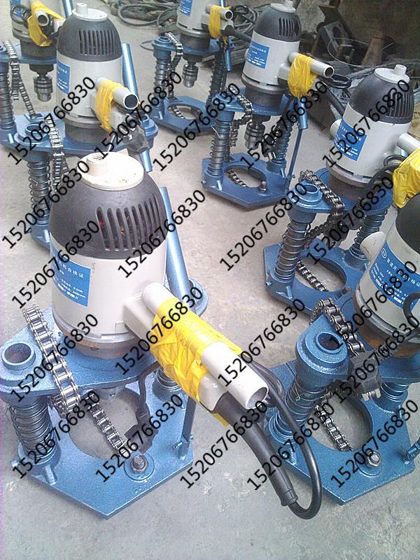 金属管开孔工具