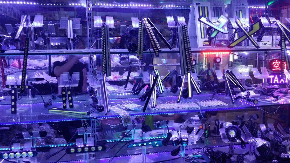 汽车LED-5050-15SMD 日间LED行车灯 前照灯 牌照灯
