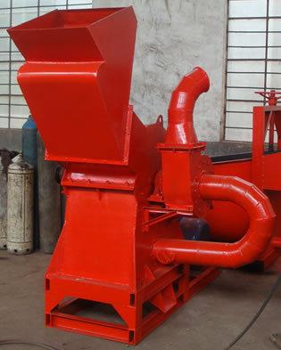 专业供应易拉罐破碎机 新型金属粉碎机天荣专业厂家使用更