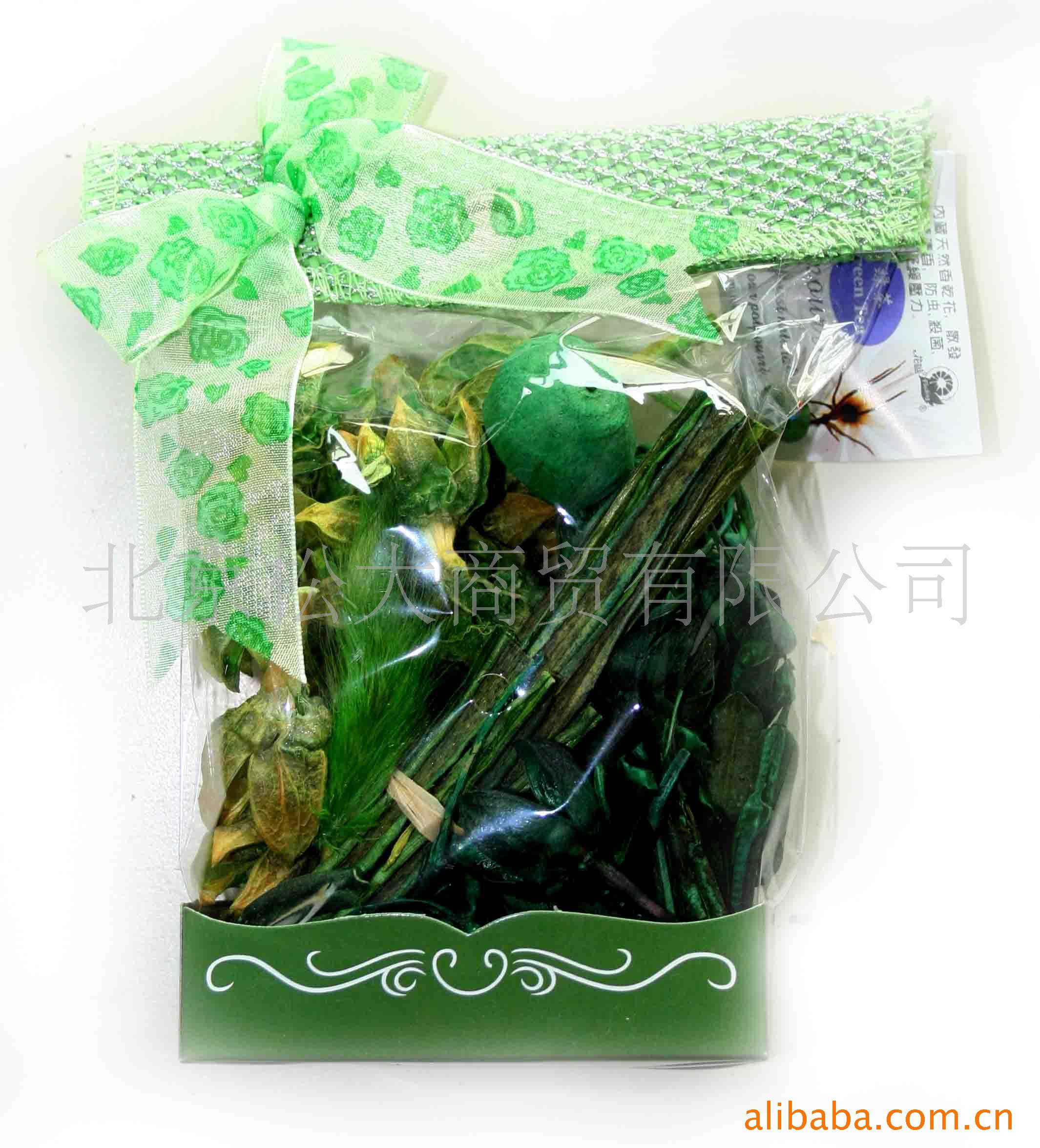 供应干花包-绿茶(图)